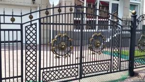 ворота кованные купить в Белореченске
